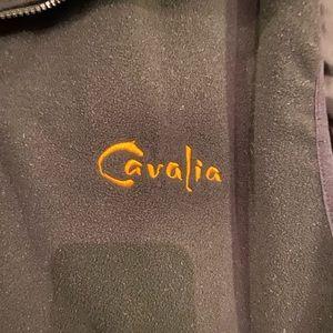 Gently Used North End Cavalia Fleece Vest XXL